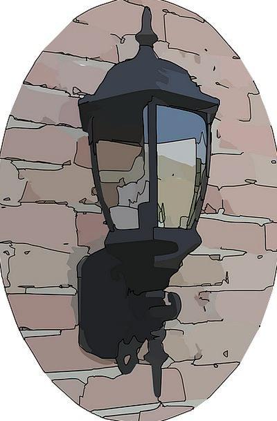 Lamp Uplighter Buildings Arrival Architecture Lant