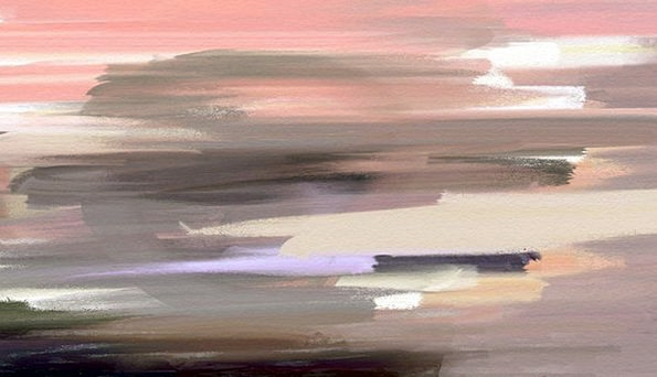 Painting Image Nonconcrete Oil Lubricant Abstract