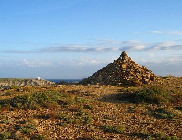 Menorca Landscapes Countryside Nature Landscape Sc