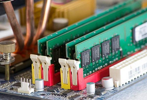 Memory Chips Reminiscence Ram Butt Memory Technolo