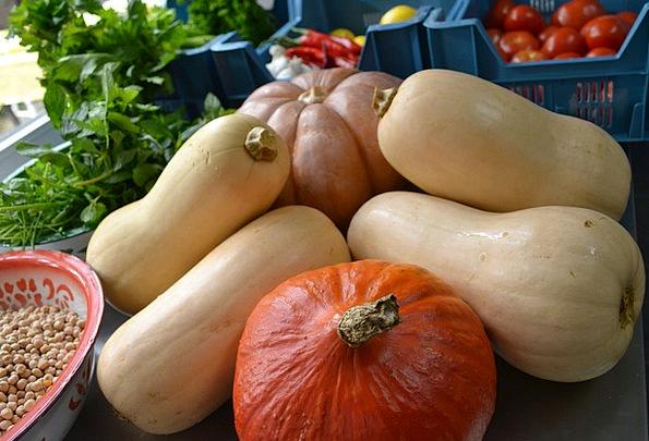 Pumpkin Fixings Soup Broth Ingredients