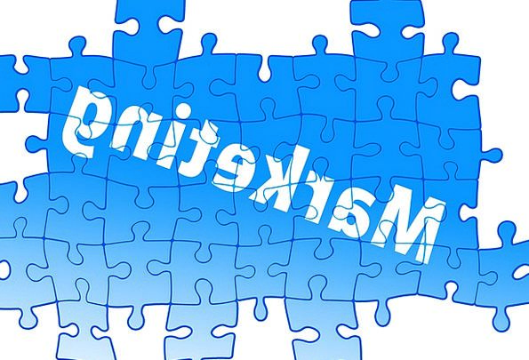 Puzzle Mystery Finance Part Business Joining Toget