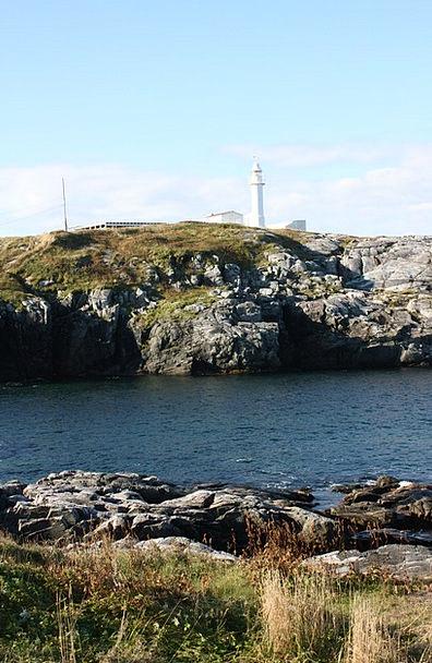 Lighthouse Vacation Travel Newfoundland Port Aux B