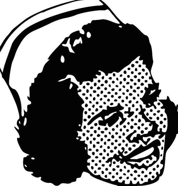 Nurse Harbor Fashion Lady Beauty Nursing Treatment