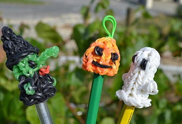 Ghost Flicker Jack-O-Lantern Pumpkin Witch Enchant
