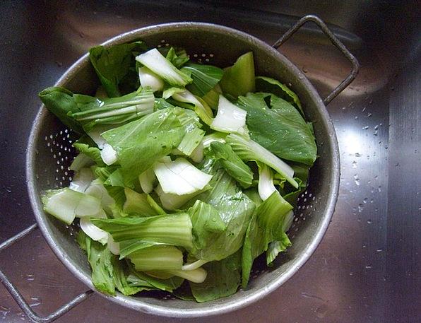 Vegetables Potatoes Strainer Chopped Cut Colander