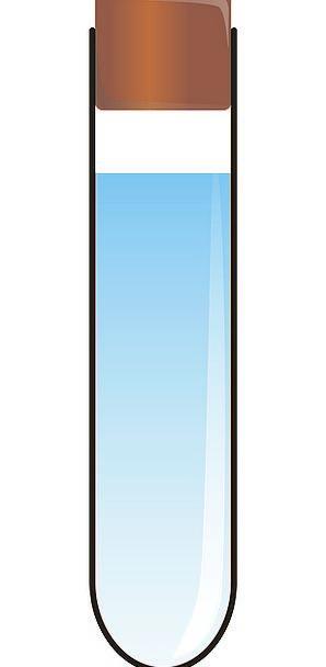 Tube Pipe Examination Cork Stopper Test Free Vecto