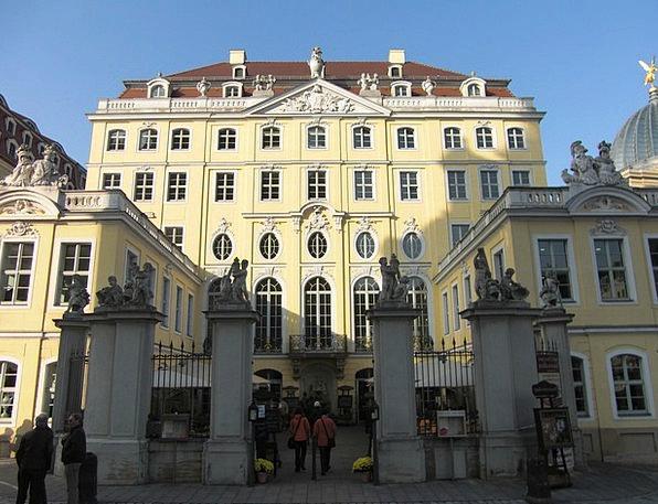 Dresden Buildings Architecture City Urban Saxony H
