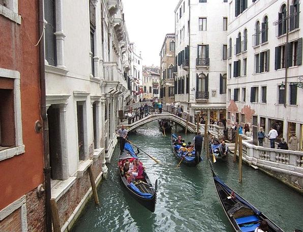 Venice Vacation Aquatic Travel Travel Portable Wat
