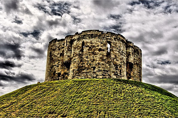 Cliffords Monuments Barbican Places York Tower Mou