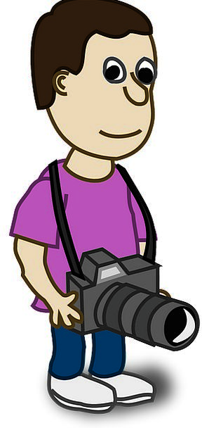 Man Gentleman Paparazzo Explorer Photographer Tour