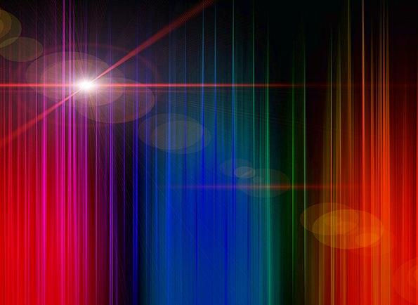 Spectrum Range Textures Backgrounds Psychedelic Ha