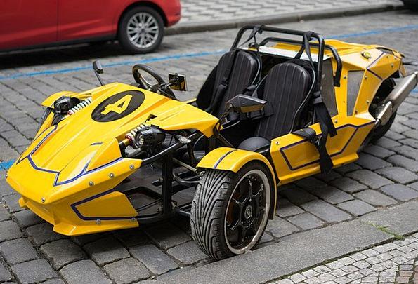 Kart Traffic Transportation Fun Amusing Vehicle Au