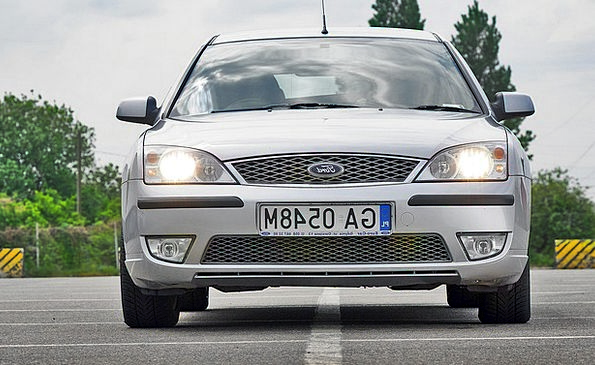 Ford Crossing Auto Car Mondeo Bed Replacement Lamp