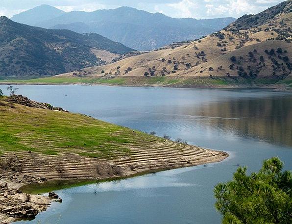 Lake Success Landscapes Nature Usa California Land
