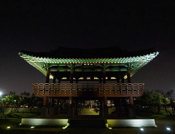 Shrine Memorial Korea Culture Republic Of Korea Be