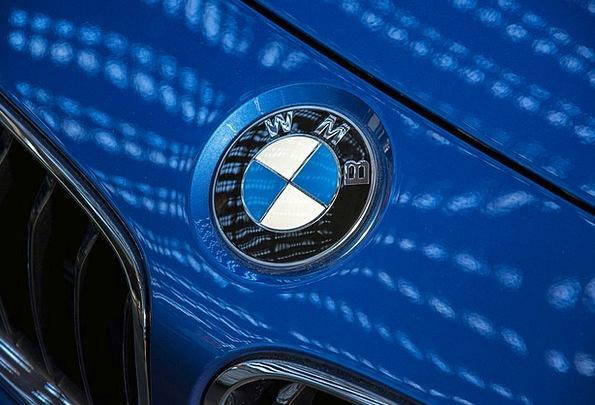 Bmw Traffic Symbol Transportation Auto Logo Shine