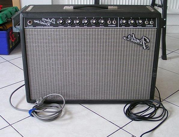 Fender Fireguard Speakers Utterers Deluxe Reverb-A