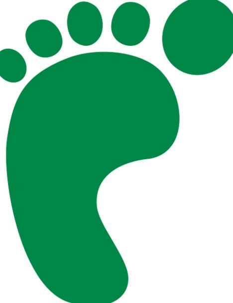 Footprint Footmark Pattern Foot Base Print Toes Ba