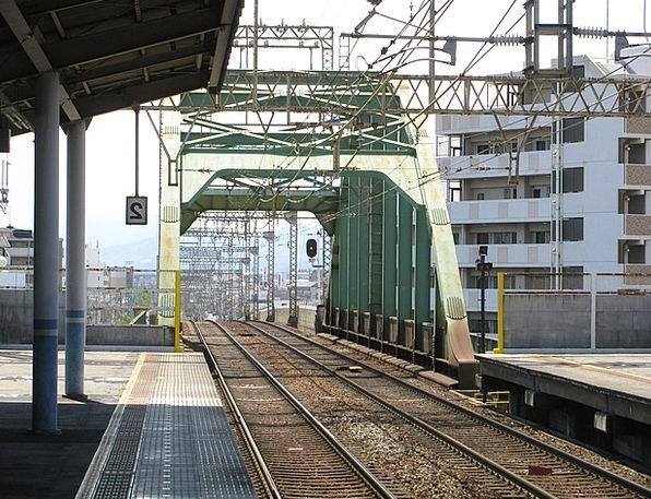 Railway Viaduct Seemed Appeared Railway Bridge