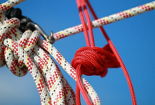 Rope Cord Riggings Technology Skill Ropes Ship Tra