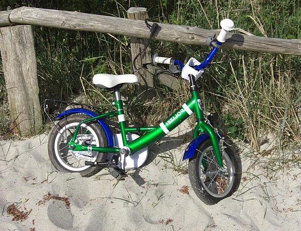 Child'S Bike Vacation Motorbike Travel Beach Seash