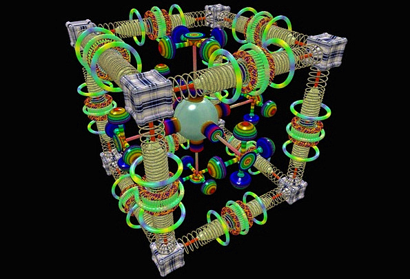 Cube Dice Shape Form Geometry Sphere Optical Visua