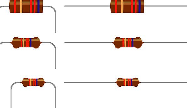 Resistor Device Microchip technology Resistors Dev