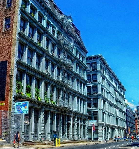 New York City Buildings Certain Architecture Apart