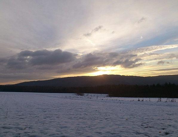 Westerwald Landscapes Frost Nature Ripe Ready Hoar