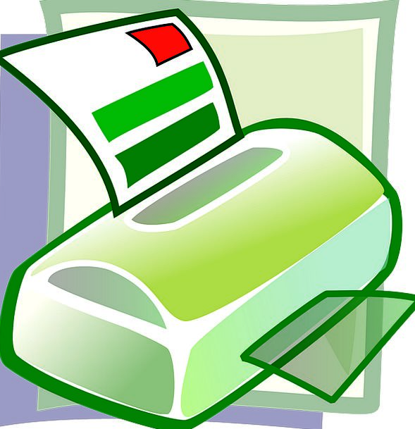 Printer Copier Communication Processor Computer Co