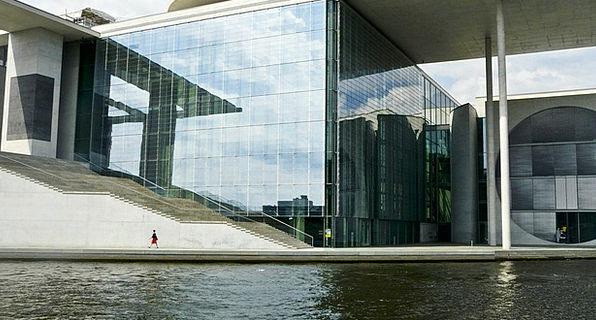 Berlin Buildings Architecture Glass Cut-glass Reic