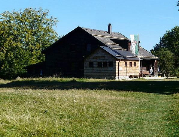 Franz Keller House Hut Shed Rest House Management