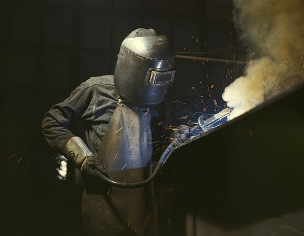 Weld Repair Craft Industry Steel Strengthen Welder