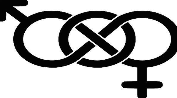 Bisexual Arrogance Logo Pride Loving Affectionate Men Women