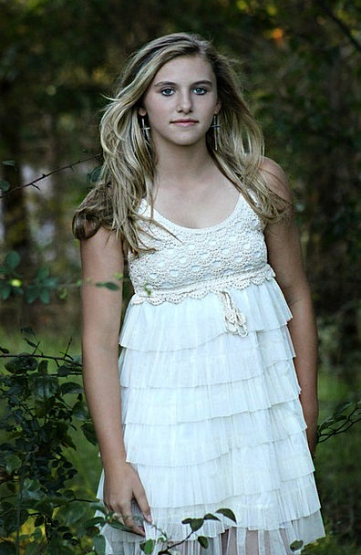 Girl Lassie Fair-haired Young New Blonde Hair Mane