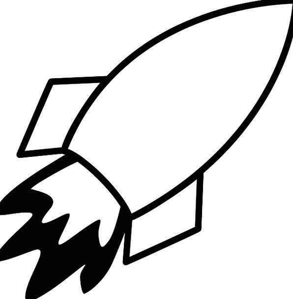 rocket skyrocket hovering exhaust use flying flight flames