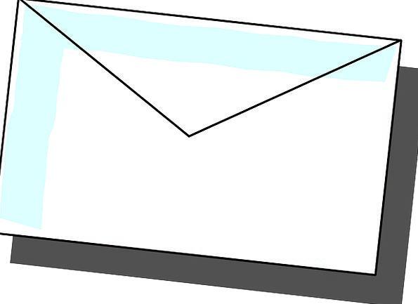 Envelope Cover Communication Computer Postal Mail