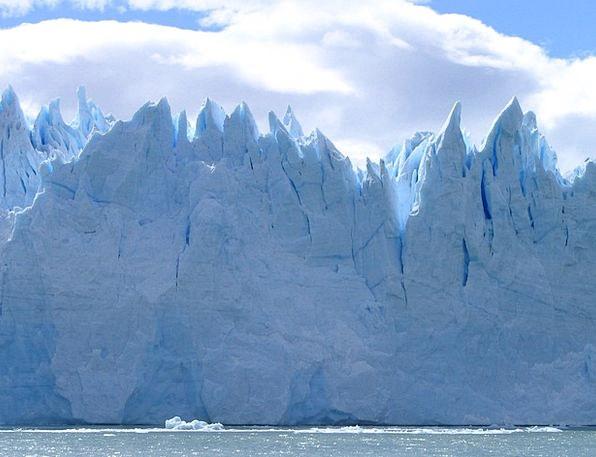 Glacier Frost Argentina Ice