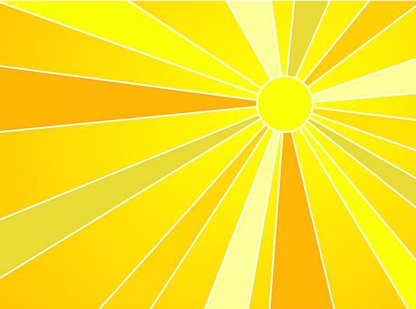 Golden Excellent Creamy Light Yellow Shines Sunlig