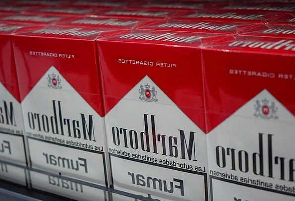 Most popular cigarettes Winston brands