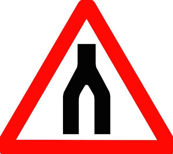 Road Street Traffic Riven Transportation Signs Cip