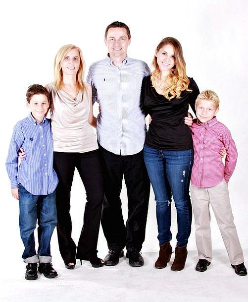 Family Domestic Parents Parentages Kids Children H