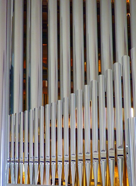 Organ Whistle Structure Church Ecclesiastical Orga