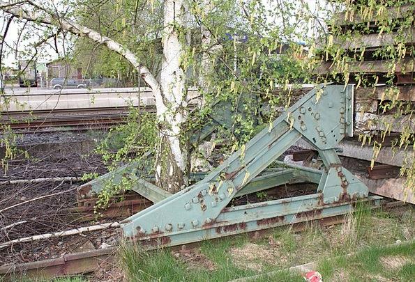 Railroad Track Inconsistency Birch Cane Paradox Tr