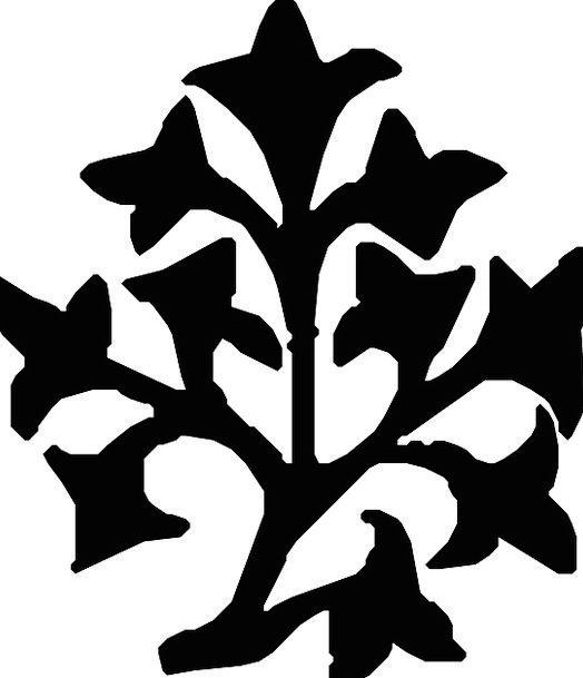 Divider Partition Greeneries Decorative Ornamental