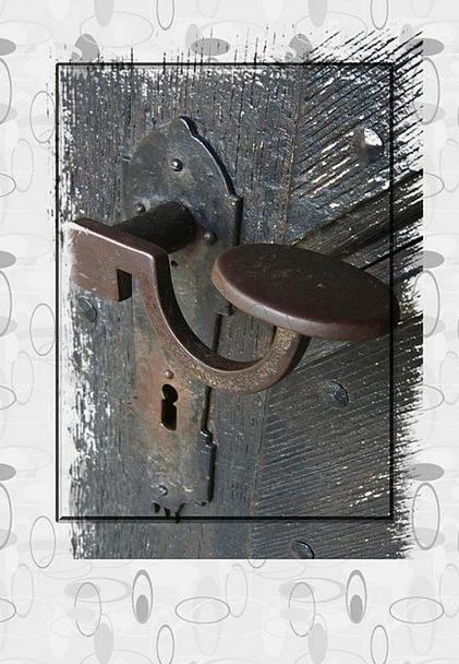 Door Handle Entrance Handle Grip Door Final Hole