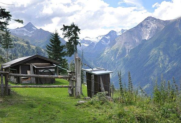 Kaprun Landscapes Nature Maiskogel Austria Landsca