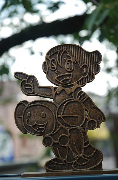Direction Way Statue Figurine Anime Decor Sculptur