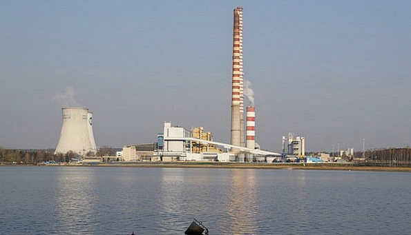 Coal Fired Power Plant Craft Industry Power Plant
